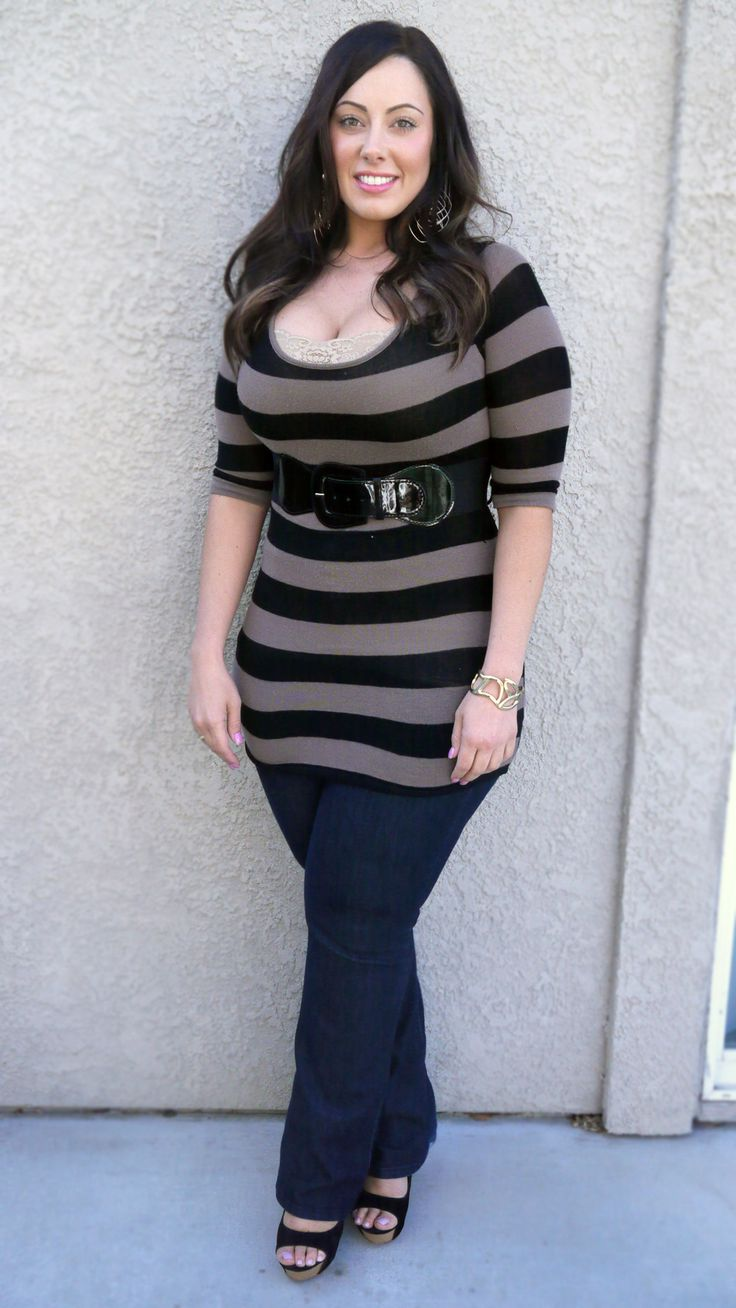 3 Outfit Ideas For The Curvy Girl  Simply Marlena -5296