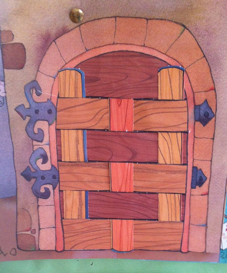 puerta Edad Media