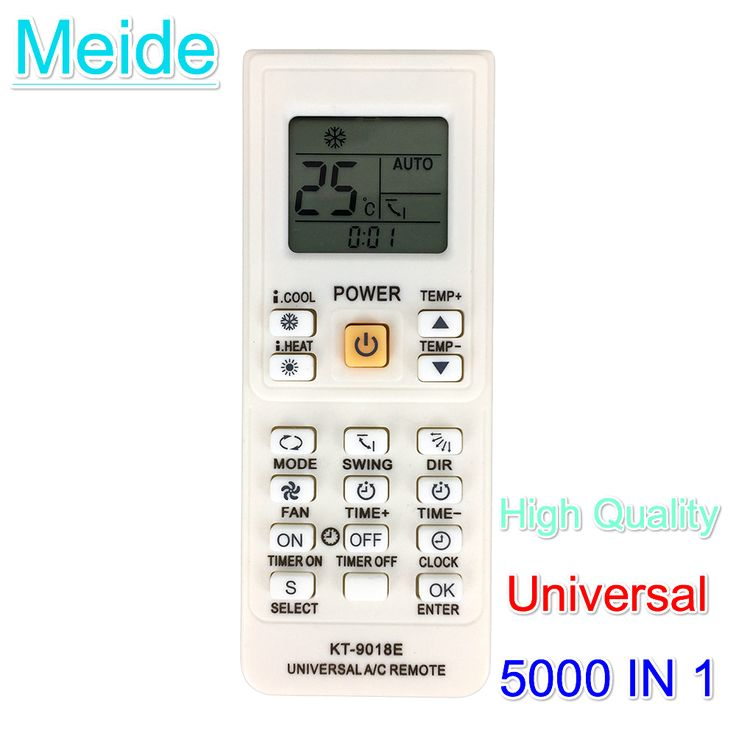 >> Click to Buy << 5000 in 1 High Quality Air Conditioner General Remote Control For AUX /Electrolux /Fujitsu /Gree /DAIKIN /TCL Air Conditioning #Affiliate