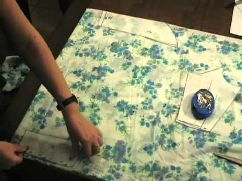 Metodo Sitam: abito di Nofar- taglio e confezione - YouTube