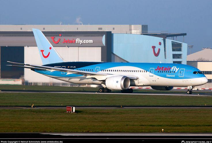 OO-JDL Jetairfly Boeing 787-8 Dreamliner