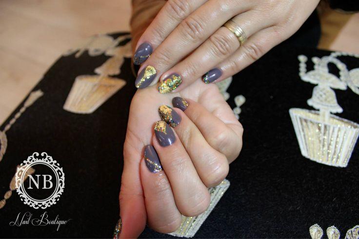 #sparkling#nails#nailboutique