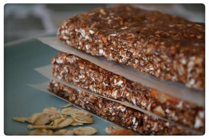 Tasty Health: Hemgjorda no-bake proteinbars med chokladbolls-smak