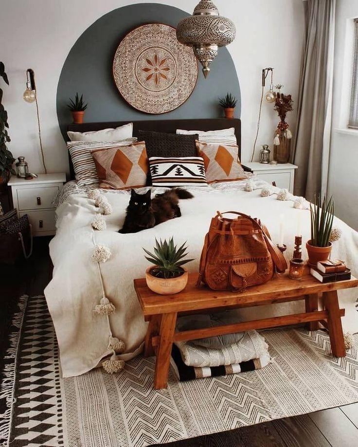 Картинки комнат в стиле бохо
