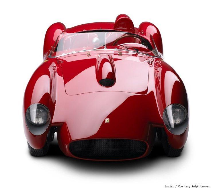 Ralph Laurenu0027s Car Collection, 1958 Ferrari TR   Yeah, I Would Sit Next
