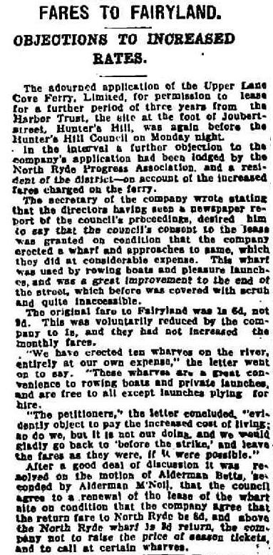 1s 3d for a trip to Fairyland 1913