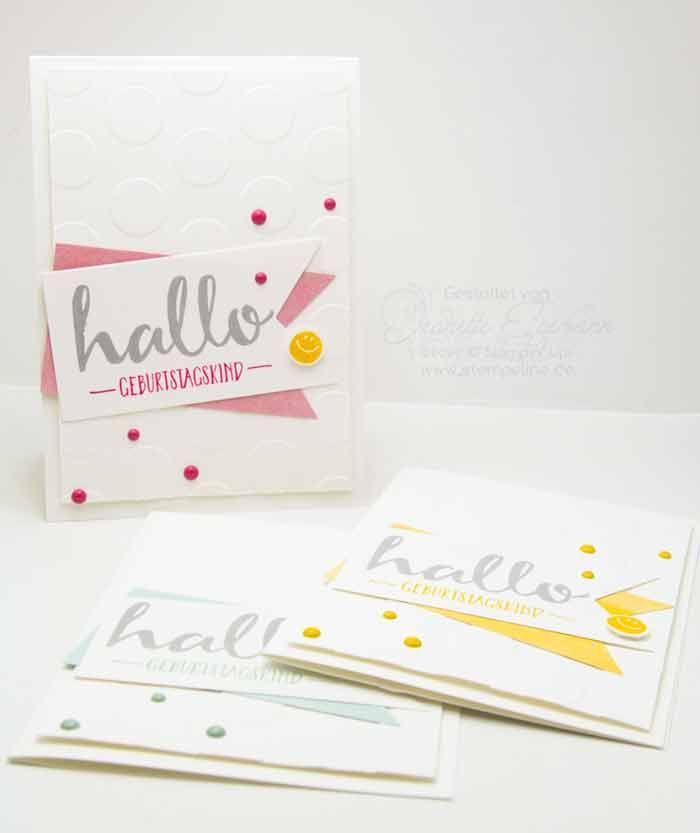 Hallo Sale-A-Bration 2016