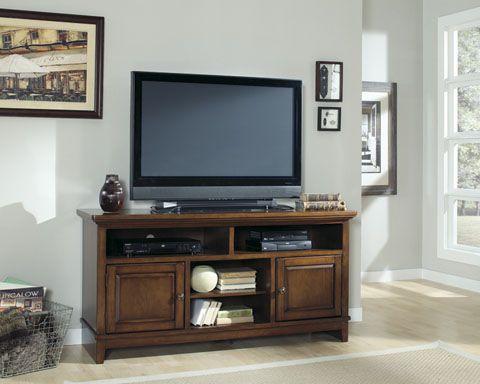 Ashley Furniture Signature Design Burkesville Large Tv Stand At Big Sandy  Superstore
