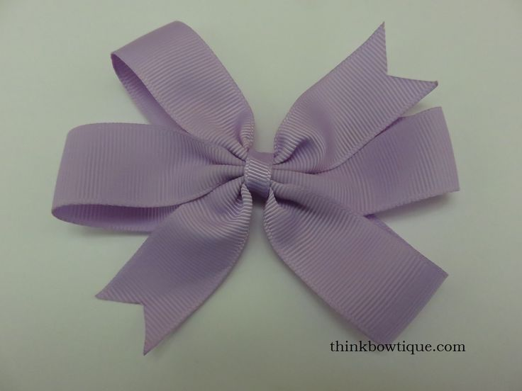 The 25 best pinwheel bow ideas on pinterest diy bow bow ribbon how to make a pinwheel bow with grosgrain ribbon pronofoot35fo Gallery