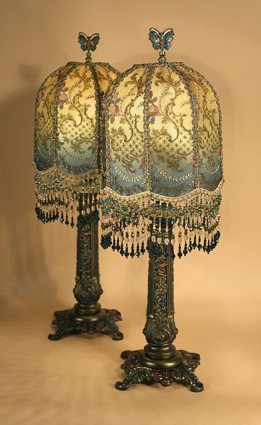 1000 images about antique lamp shades on 87992