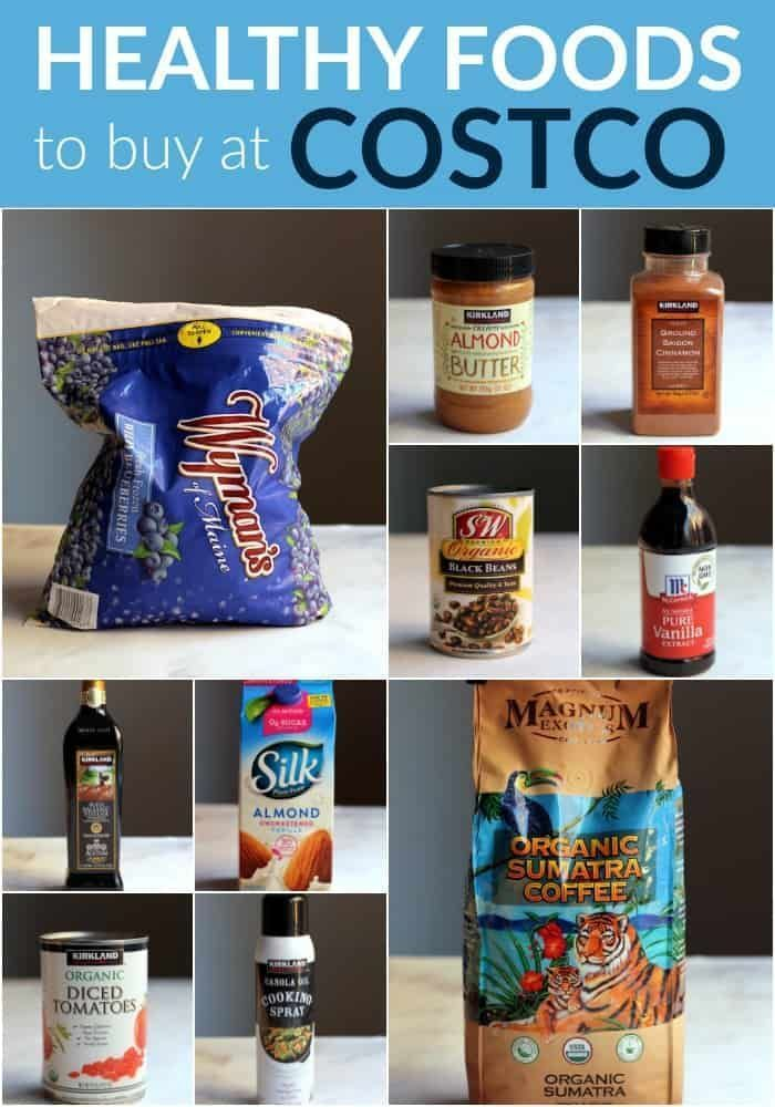 Healthy Foods To Buy At Costco In 2020 Healthy Foods To Buy