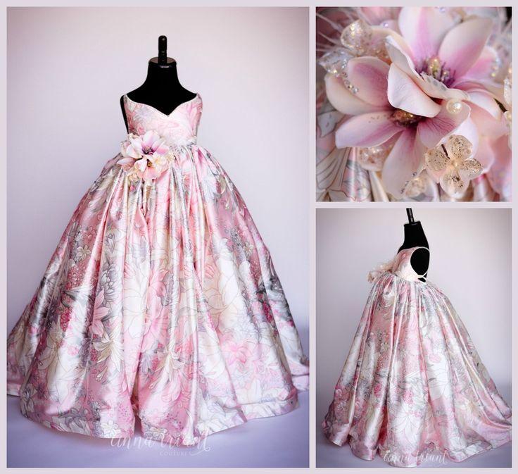 """Spring Lilly"" Dress - Pink - Spring 2016"