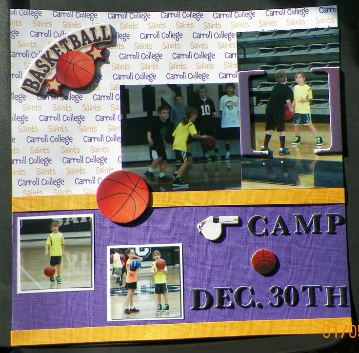 Carroll College Basketball Camp 9