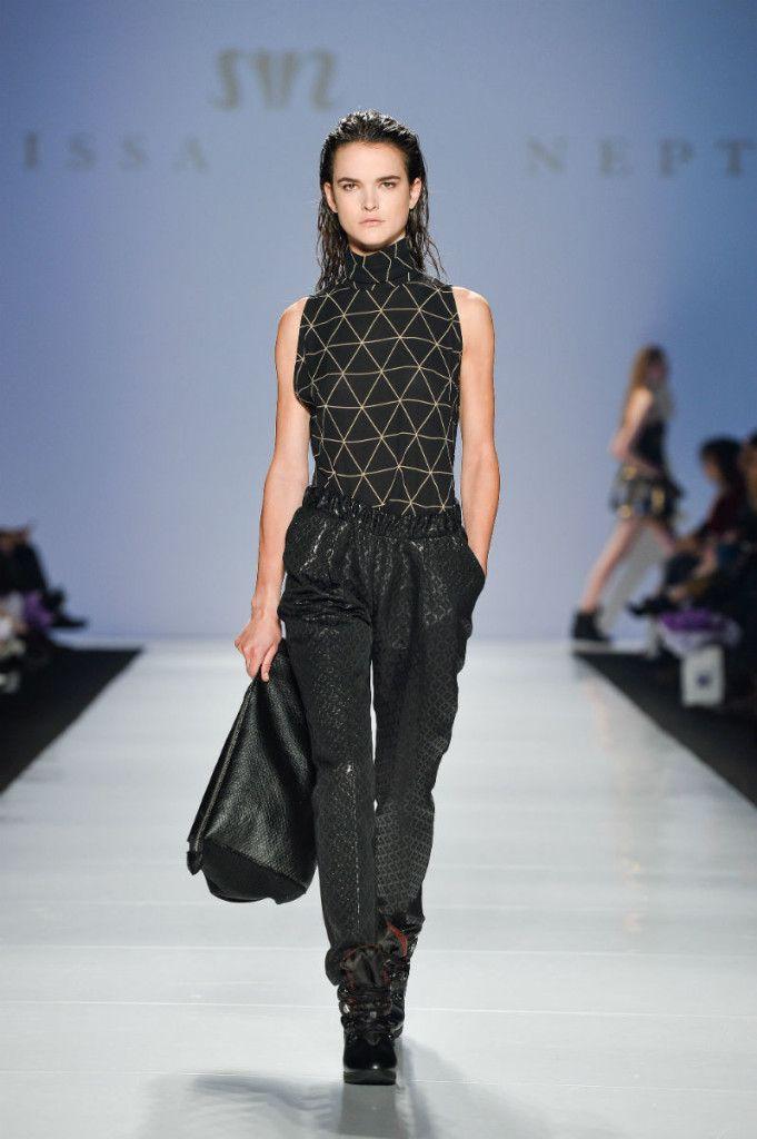 World Mastercard Fashion Week: Melissa Nepton FW'14   Chic Darling
