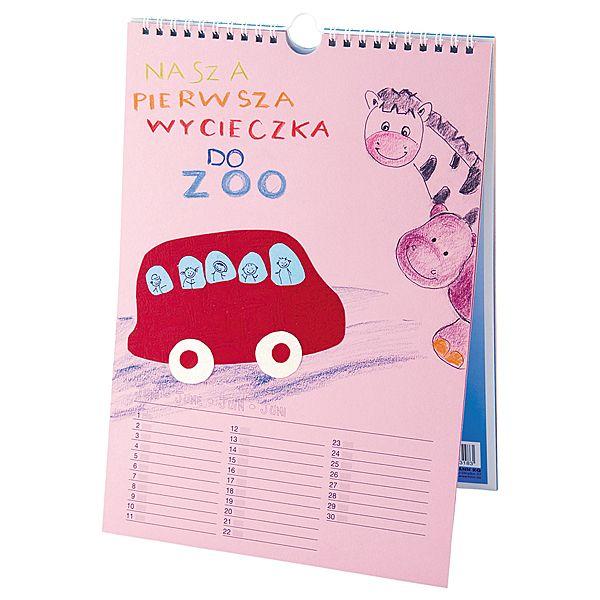 Kolorowy kalendarz do samodzielnego ozdobienia.  http://www.mojebambino.pl/produkty-do-ozdabiania/757-kalendarz-plastyczny-kolorowy.html
