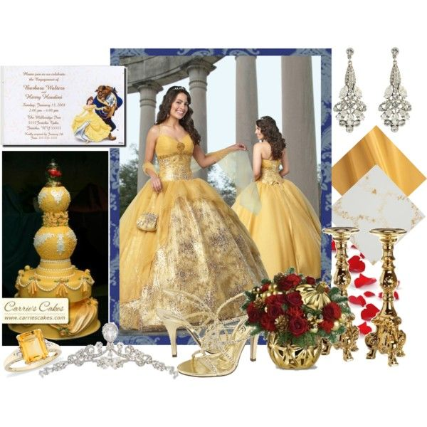 Pictures Of Beauty And The Beast Dress For Quinceanera Rock Cafe