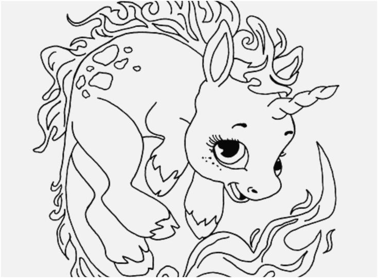 Cute Unicorn Face Coloring Pages - colouring mermaid in ...
