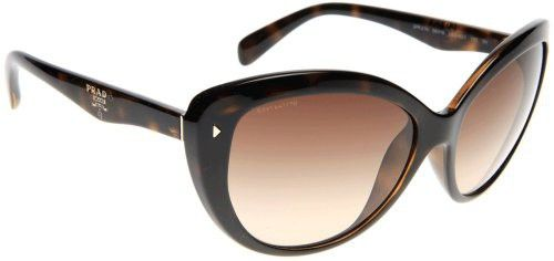Prada PR21NS Sunglasses-2AU/6S1 Havana (Brown Gradient Lens)-58mm | $410,350.01