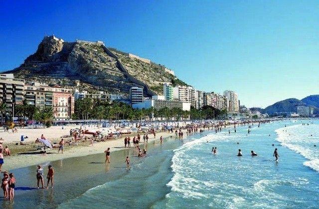 Alicante_Plage2