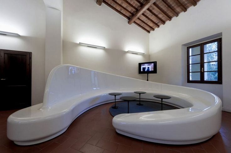 Office Furniture : Modern Office Lobby Furniture Expansive Painted ...