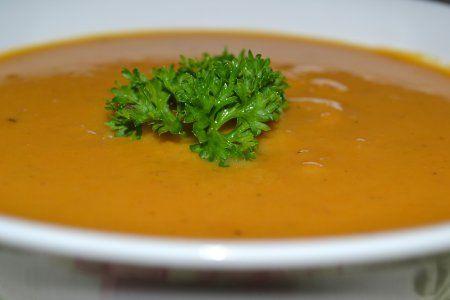 Roast Butternut Squash and Sweet Potato Soup – A Skinny Minny Recipe