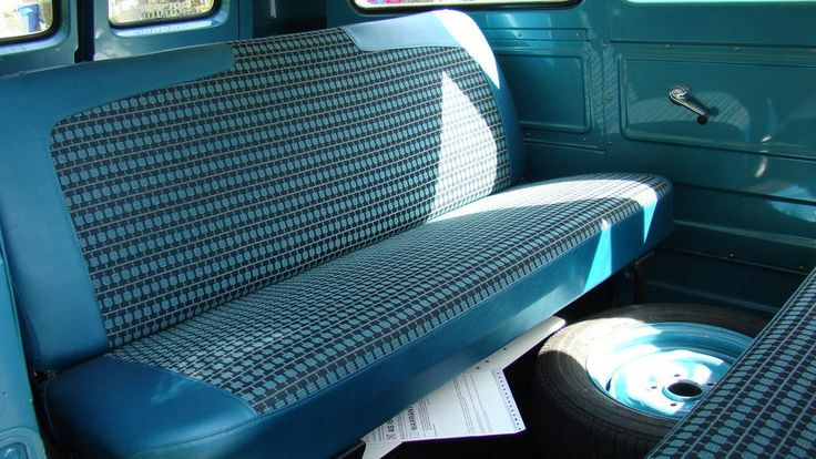 1961 Chevrolet Corvair Greenbrier Van - 6