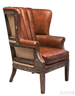 wingback chair - kare design