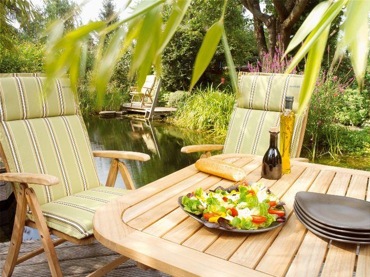 Perfect Gartenm bel aus Holz Sitzgruppe Inspirationen f r den Garten Gartenm bel Kettler