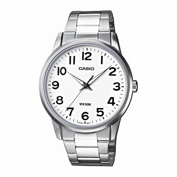 Часы Casio Collection Mtp-1128pa-7b Grey