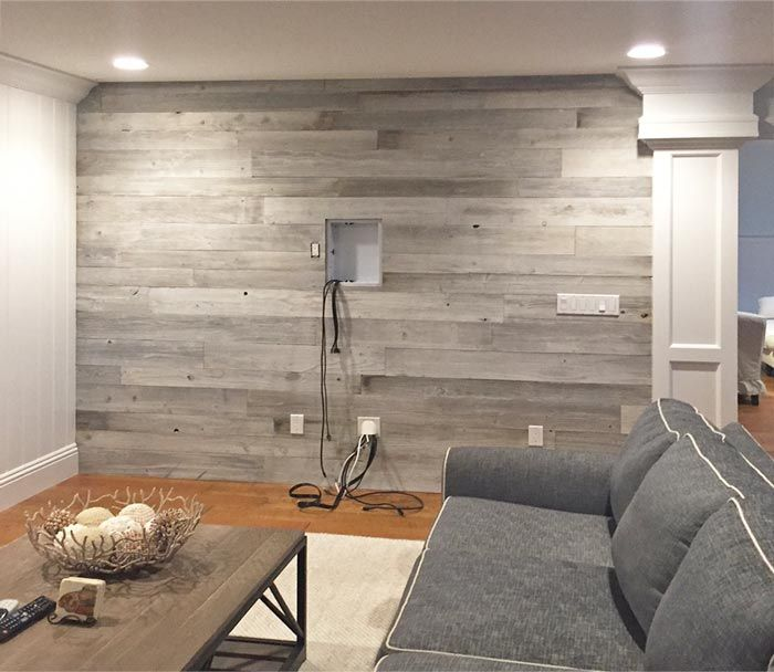 Architecture Stout S White Washed Reclaimed Wood Wall Paneling Anthology Woods Insi Distressed Wood Wall Wood Walls Living Room Reclaimed Wood Wall Living Room