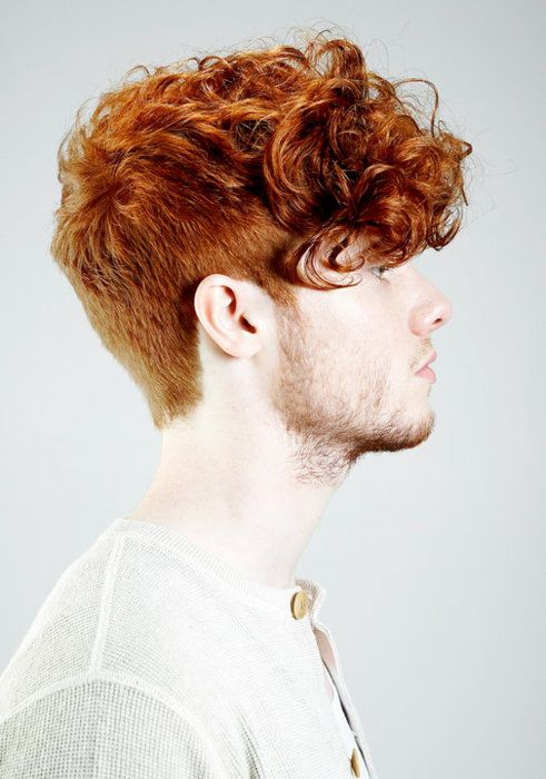 Haircuts and Hairstyles for Redhead Men