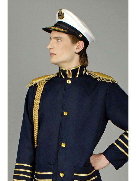 """https://11ter11ter.de/58431646.html Mütze """"Kapitän"""" #11ter11ter #Fasching #Mottoparty #Party #Outfit #Kostüm #Mütze #Marine #maritim"""