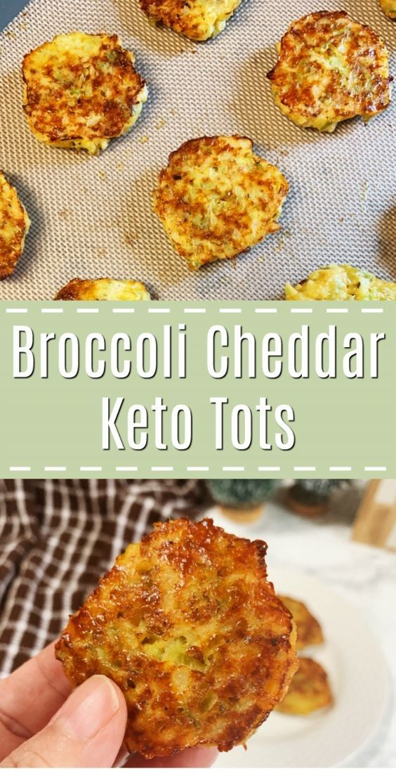 Brócoli y Cheddar Tots – TIPSTRAVEL