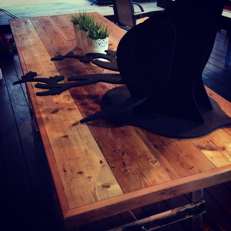 Desk Tressel