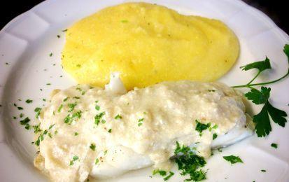 Merluzzo delicato - Ricetta per preparare il merluzzo delicato, una preparazione leggera e studiata appositamente per rendere felici i bambini con il gusto del formaggino, che soprattutto i più piccoli adorano.