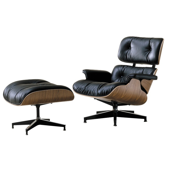 Herman Miller Eames® Lounge and Ottoman.  MY FAVORITE CHAIR IN THE ENTIRE WORLD.