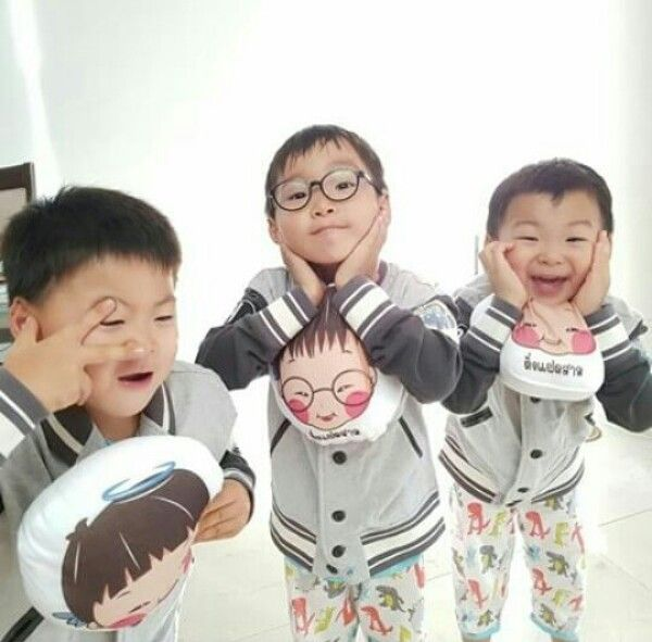 daehan 송대한 minguk 송민국 manse 송만세 song triplets 슈퍼맨이 daehanmingukmanse october 2016