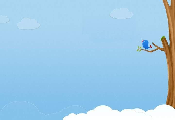 Template Ppt Wallpaper Cartoon Wallpapersafari Download Template Powerpoint Animasi Bergerak Animasi Biru