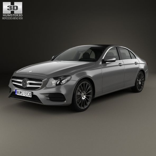 Mercedes Benz E Class W213 Amg Line 2016 By Humster3d The 3d
