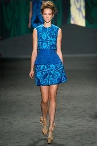 Sfilata Vera Wang New York - Collezioni Primavera Estate 2013 - Vogue