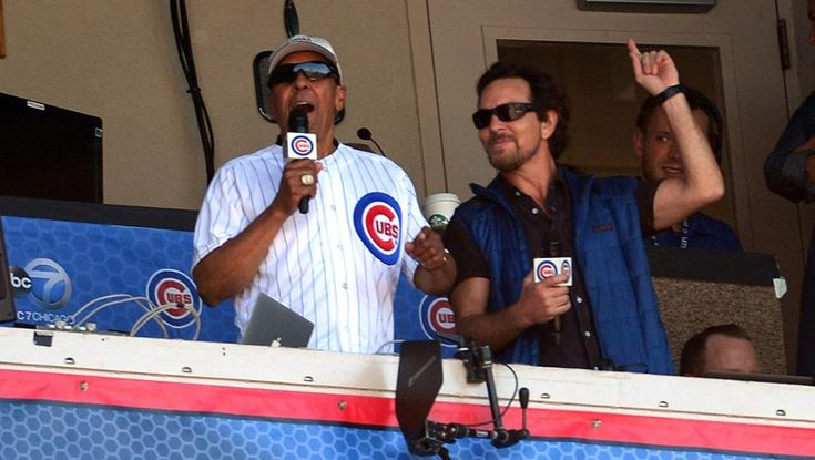 CHICAGO -- Cubs fan Eddie Vedder will return to Wrigley Field this year when his band, Pearl Jam, plays two concerts, on Aug. 18 and 20. Jose Cardenal will probably be there, too. After all, the outfielder was Vedder's favorite Cubs player when the singer was growing up. How did they meet? After Cubs home games, fans often wait outside Wrigley to get a glimpse of the players. Cardenal, who played for the Cubs from 1972-77, said most players would walk past the crowd and head to their cars...