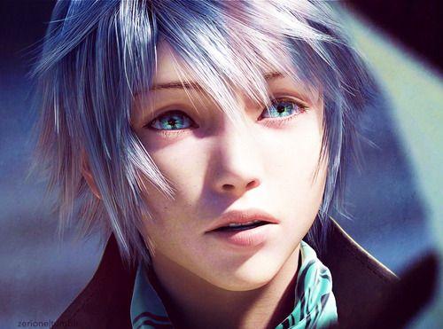 Hope Estheim - Final Fantasy XIII