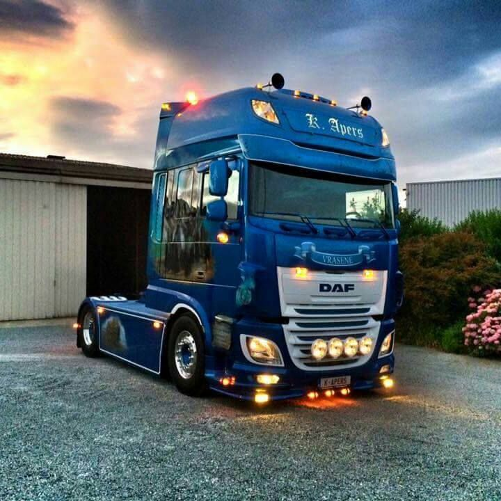 17 best images about daf trucks on pinterest beautiful