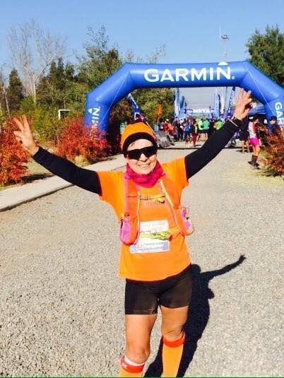 Felicitamos a nuestra socia Sara Barraza quien obtuvo el tercer lugar de su categoría en los 14km de Putaendo