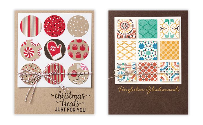 Get your favourite series paper for FREE this month! Stampin' Up!  Paper Sale - Buy 3 get 1 FREE - Shop Now - www.vanessawebb.stampinup.net - Vanessa Webb Stampin' Up! Independent Demonstrator Australia