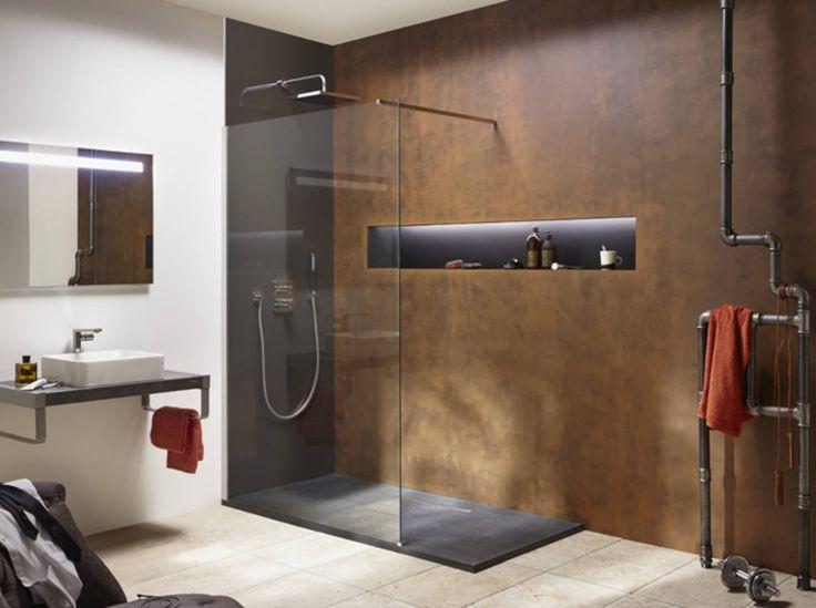 Salle de bains design pour les hommes