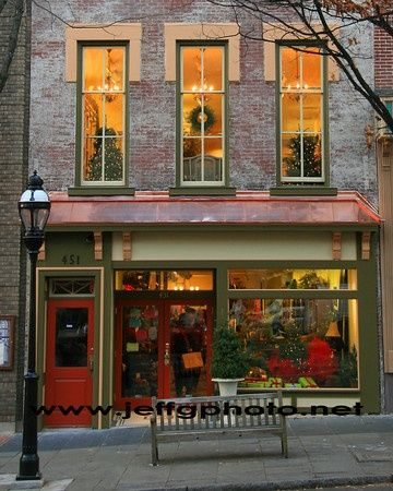 76 Best Images About Historic Downtown Storefronts On