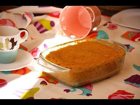 Bizcocho de zanahoria en el microondas, tan solo en 7 minutos   Cocina