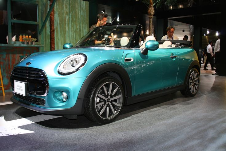 Image for 2016 Mini Cooper Convertible Show