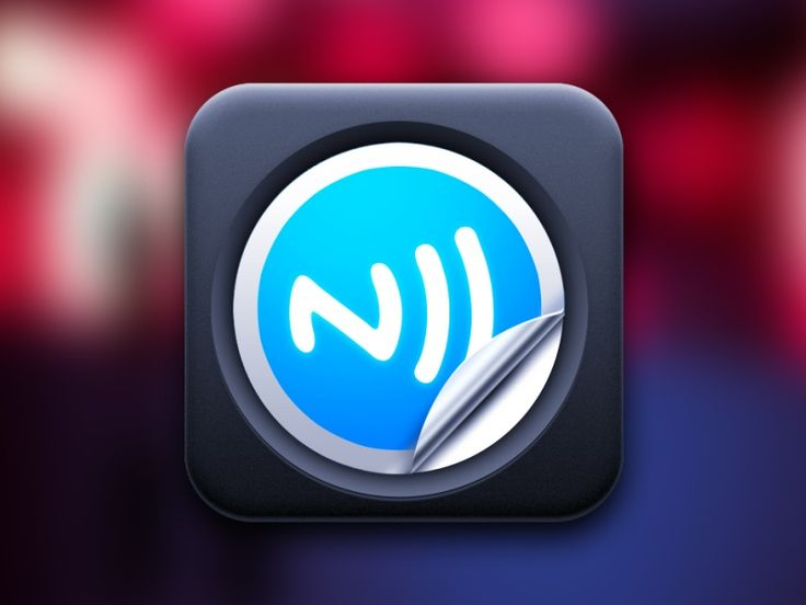 Any feedback? NFC Android app icon - upcoming project by Petr | Direct-services